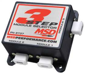 RPM Controls Three Step Module Selector