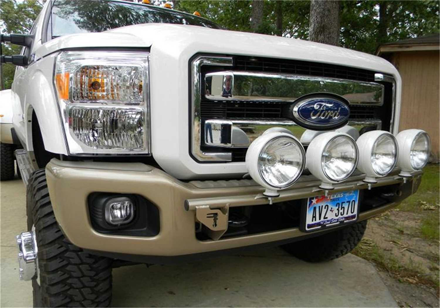 F114lb Tx N Fab Light Bar F114lb Tx