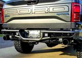 RB Pre-Runner Style Rear Bumper