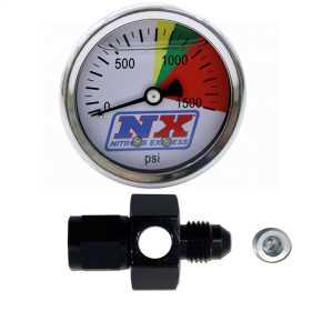 Nitrous Flo-Thru Nitrous Pressure Gauge