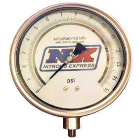 Certified Nitrous Pressure Gauge