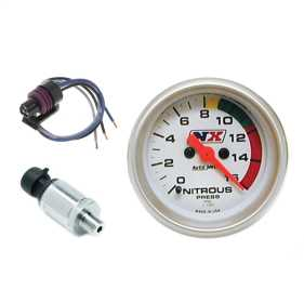 Remote Electronic Nitrous Pressure Gauge