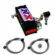 Nitrous Oxide Pump Station