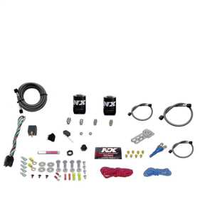 Dodge EFI Race Single Nozzle Nitrous System