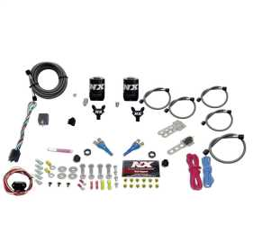 Nissan/Infinity Dual Nozzle Nitrous System