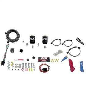 Chrysler SRT Single Nozzle Nitrous System