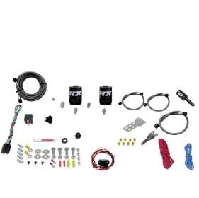 Ford Coyote Single Nozzle Nitrous System