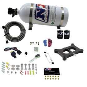 2 BBL Gasoline Nitrous Plate System