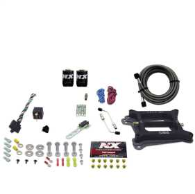 Phase 3 Conventional Plate Nitrous System
