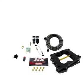 Hitman Q-Jet/Holley Spreadbore Nitrous System
