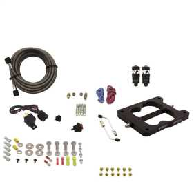 Hitman Q-Jet/Holley Spreadbore Nitrous System