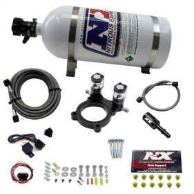 Can Am Maverick Nitrous Plate System