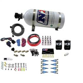 8 Cylinder Softline Direct Port Nitrous System