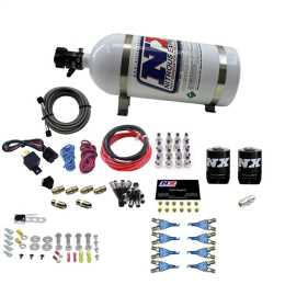 8 Cylinder Softline Direct Port Nitrous System