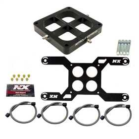 Cross Bar Dual Stage 4500 Conversion