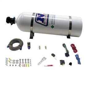 Stacker Diesel Nitrous System