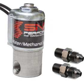 Water/Methanol Injection Solenoid Upgrade