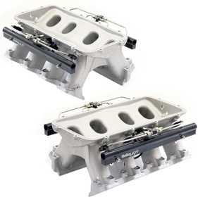 Snow Holley Hi-Ram Manifold