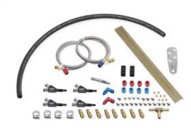 Half Nitrous Plumbing Kit Direct Port Fogger