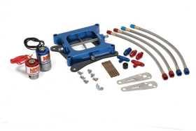 CrossHair™ Professional Nitrous Plate Kit