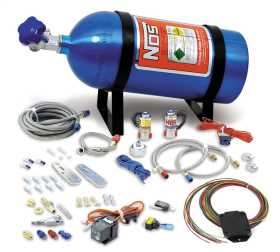 Multi-Fit Drive-By-Wire Wet Nitrous Kit