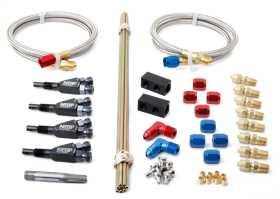 Custom Nitrous Plumbing Intake Manifold 13386NOS