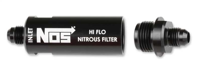 In-Line Hi-Flow Nitrous Filter 15556NOS