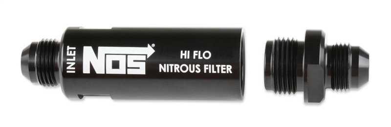In-Line Hi-Flow Nitrous Filter 15559NOS
