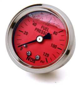 Fuel Pressure Gauge EFI 15907NOS