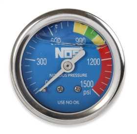 Nitrous Pressure Gauge 15918NOS