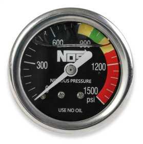 Nitrous Pressure Gauge 15919NOS