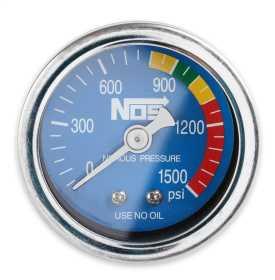 Nitrous Pressure Gauge 15924NOS