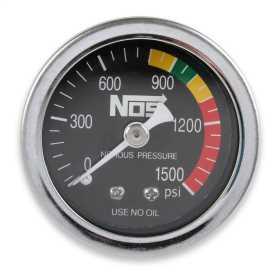 Nitrous Pressure Gauge 15925NOS