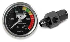 Nitrous Pressure Gauge 15929NOS
