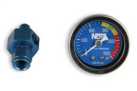 Nitrous Pressure Gauge 15934NOS