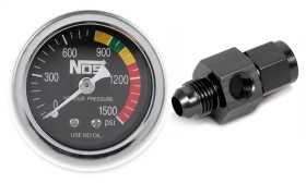 Nitrous Pressure Gauge 15935NOS