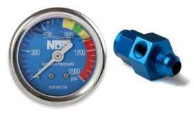 Nitrous Pressure Gauge 15936NOS