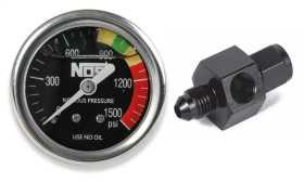 Nitrous Pressure Gauge 15937NOS