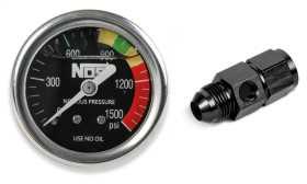 Nitrous Pressure Gauge 15949NOS