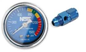 Nitrous Pressure Gauge 15950NOS