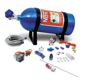 Ntimidator™ Illuminated LED Nitrous Purge Kit