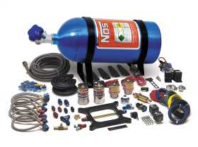 Dual Stage Big Shot Nitrous System
