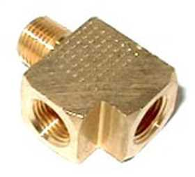 Pipe Fitting Purge Kit/Gauge Adapter