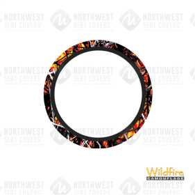 Steering Wheel Cover 1640