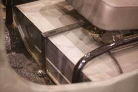 Fuel Tank Strap Kit