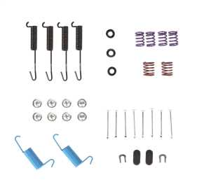 Drum Brake Hold Down Hardware Kit