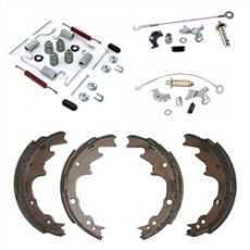 Drum Brake Shoe Kit