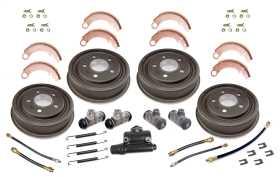 Drum Brake Overhaul Kit-Complete