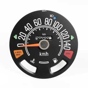 Speedometer Cluster Assembly