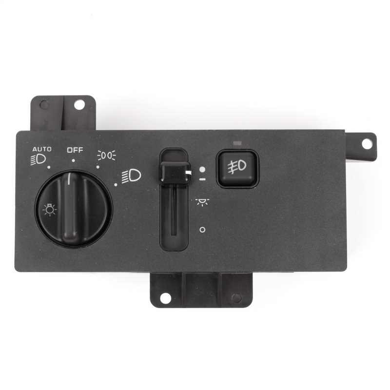 Head Light Switch 17234.31
